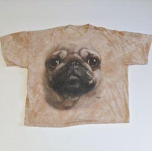2011 The Mountain Pug T-shirt